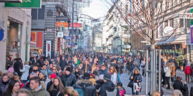 Kärntner Straße Shopping