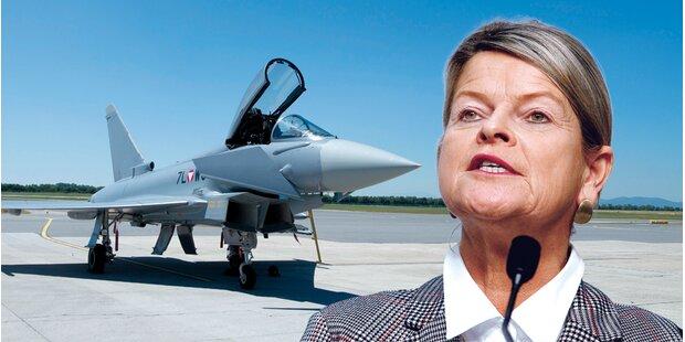 Eurofighter bleiben