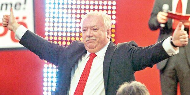 Häupl will Bundes-SPÖ