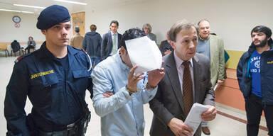 6,5 Jahre Haft für U-Bahn-Sexmonster