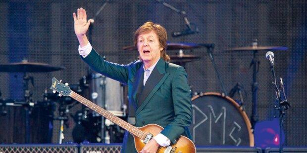 Paul McCartney: Neuer Song & neues Album