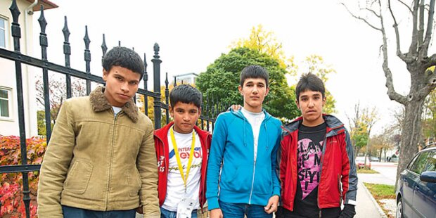 Asyl-Drama um 570 Kinder