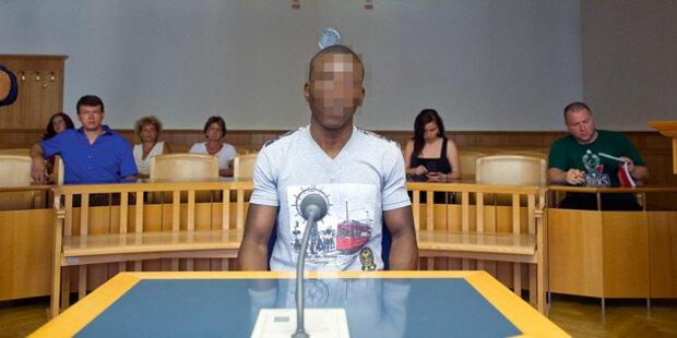4 Jahre Haft für Sex-Attacke bei U-Bahn
