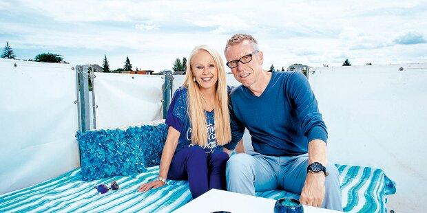 Stögers Frau macht jetzt TV-Karriere
