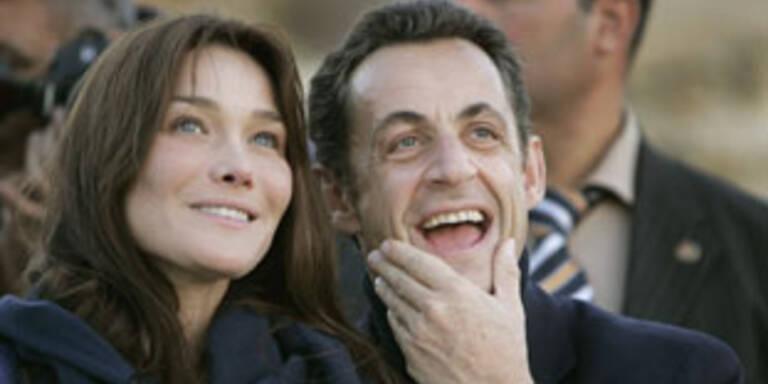 Sarkozy kommt Ende Mai nach Wien