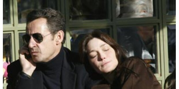 Carla wird durch Ehe nicht automatisch Französin