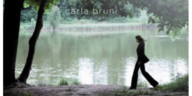 Verkaufszahlen von Carla Bruni-CD korrigiert
