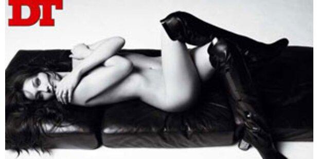 Bruni überrascht mit neuen Nacktfotos