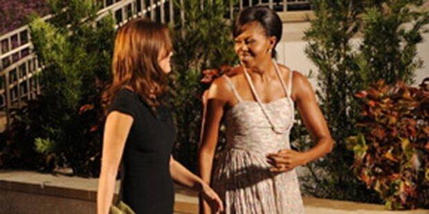 Brunis Sex-Gespräche mit Michelle Obama