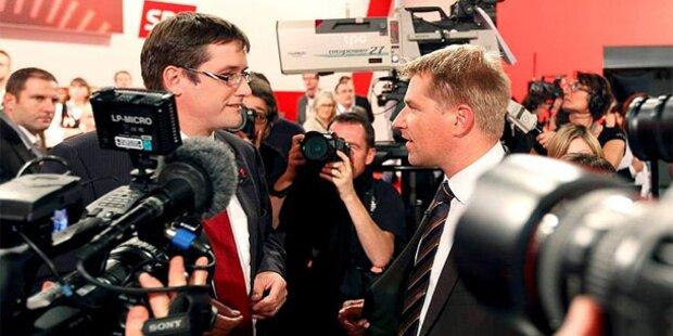 Schweiz-Wahlen: Rückschlag für SVP