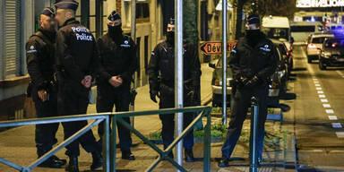 Geplanter Silvester-Anschlag: 6 Festnahmen in Brüssel