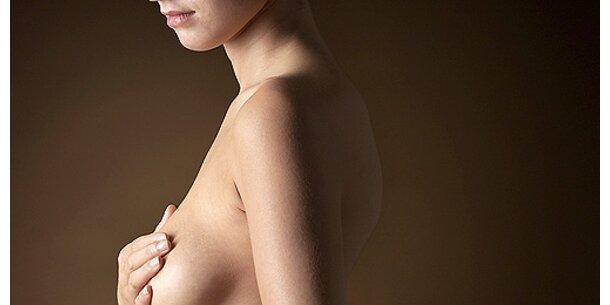 Schützen Sie Ihre Brust!