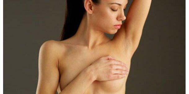 Brustkrebs: 4.810 Neuerkrankte