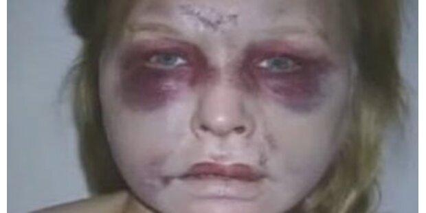 US-Cop prügelte Frau in Polizeirevier windelweich