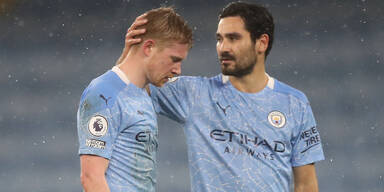 Kevin De Bruyne wochenlang out