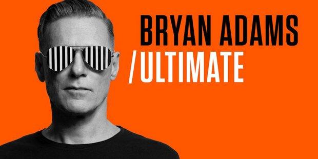 Bryan Adams in der Salzburgarena