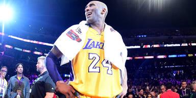 Handtuch von NBA-Star Bryant um 33.000 Dollar versteigert