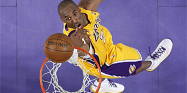 Bryant schlägt Denver im Alleingang