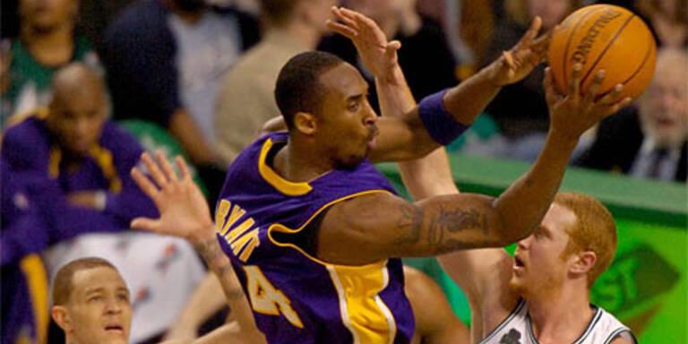 Lakers fertigen Minnesota ab