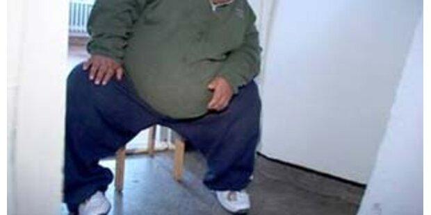7-Jähriger Rumäne wiegt 100 Kilo