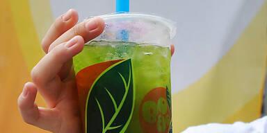 Experten finden Gift im Bubble Tea