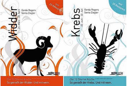 Die 12 Sterne-Küche von Gerda Rogers