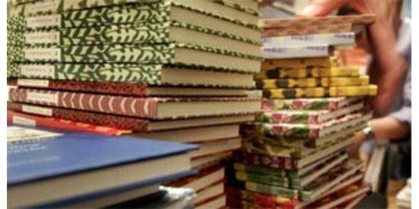 Bücher sind beliebtestes Weihnachtsgeschenk