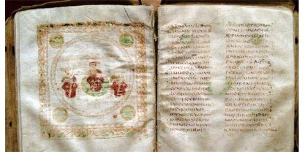 Österreichs ältestes Buch im Lavanttal
