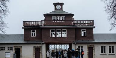 Nach KZ-Besuch: Schüler grölen Nazi-Lieder
