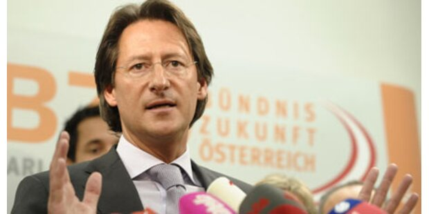 Bucher gründet notfalls neues KärntenBZÖ