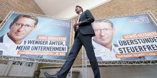 BZÖ: Steuersenkung als Koalitionsbedingung