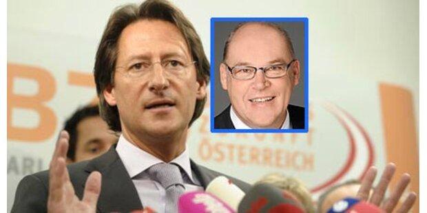 Tadler bleibt parteifreier Abgeordneter