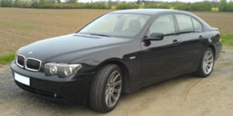 Buchinger fährt nun 7er BMW