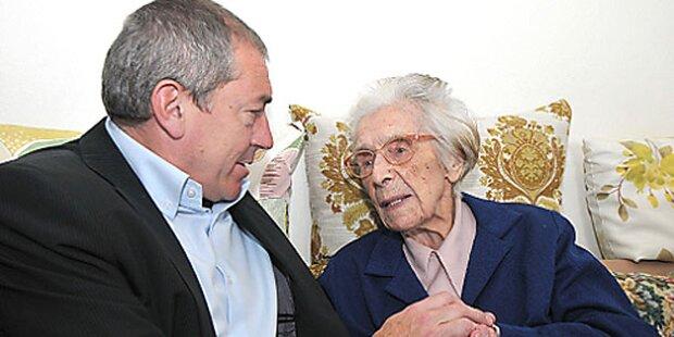 Älteste Österreicherin gestorben