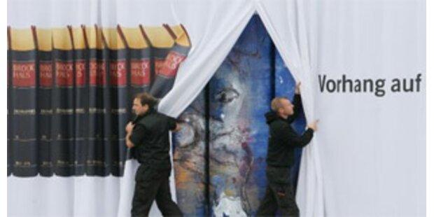 Eröffnung der Frankfurter Buchmesse & Katalonien