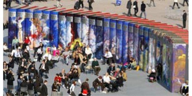 Buchmesse feiert Nobelpreisträgerin Lessing