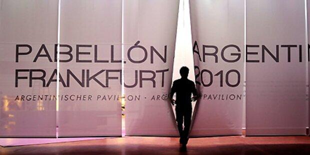 62. Frankfurter Buchmesse wird eröffnet