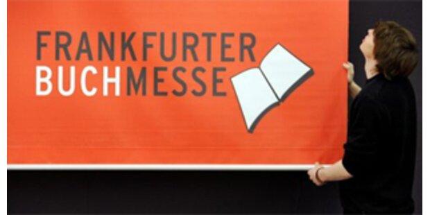 Frankfurter Buchmesse: Aus für Buchdruck?