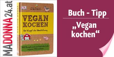 BuchTipp Vegan kochen