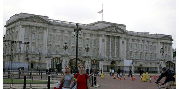 Schock: Einbrecher im Palast der Queen