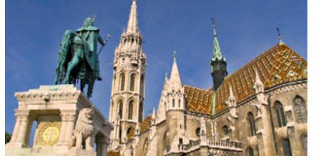 Günstiger nächtigen in Budapest