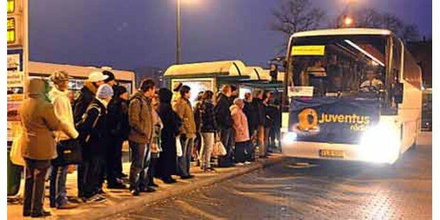 Budapest: Verkehrsbetrieb streikt weiter