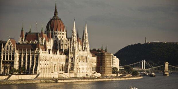 Immer die Donau entlang