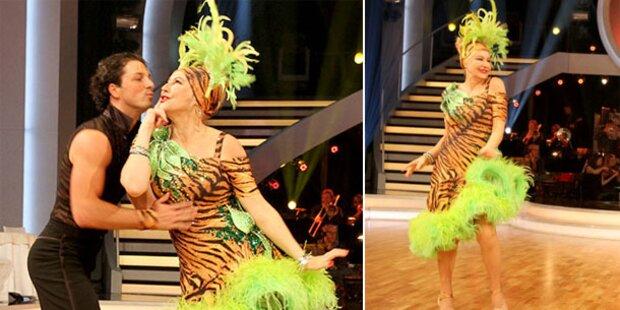 Dancing Stars: Andrea Buday muss gehen