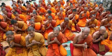 Symbolbild Buddhismus