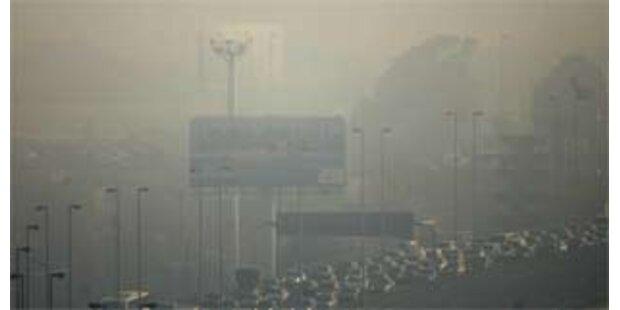 Mega-Rauchwolke stoppt Flüge in Buenos Aires