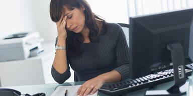Jeder Fünfte hat jetzt mehr Stress im Job