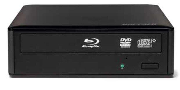 Erster USB 3.0 Blu-ray Brenner mit 3D
