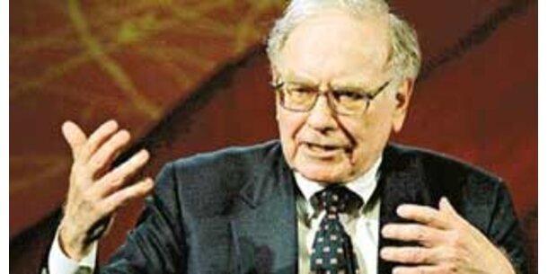 Warren Buffet ist reichster Mensch der Welt