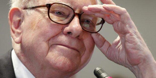 Starinvestor Buffett neu bei Twitter